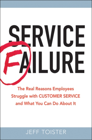 What causes service failures? You might be surprised...