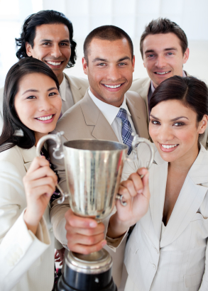 Gamification can focus employees on awards, not service.