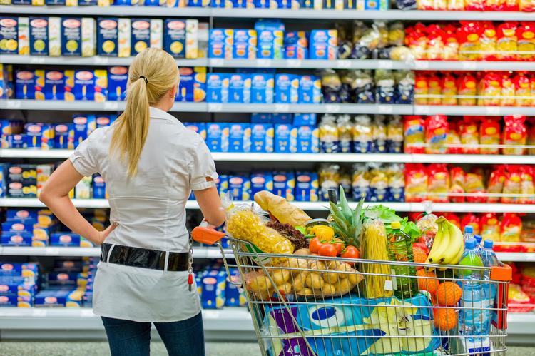 Россия: дефляция впивается зубами в цены на продукты питания