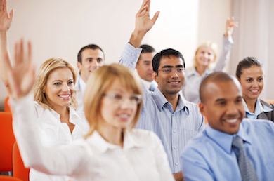 """""""This is the most entertaining and enjoyable training I have ever attended."""""""
