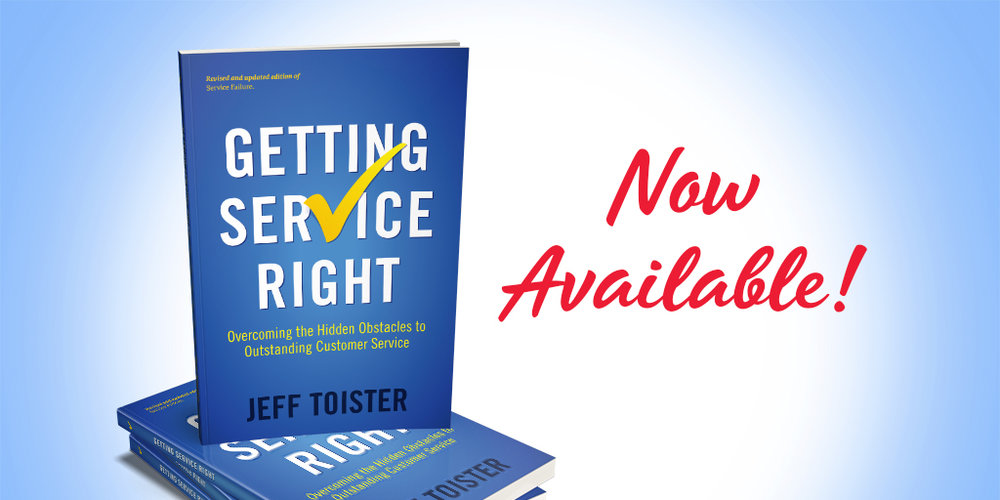 Cover image of  Getting Service Right  book.