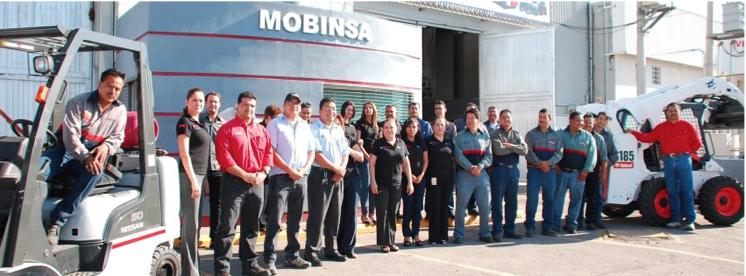 Mobinsa rompió su barrera de crecimiento