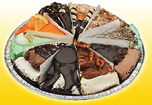 Sampler Pie