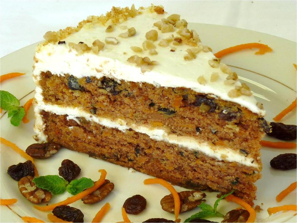 California Carrot Cake