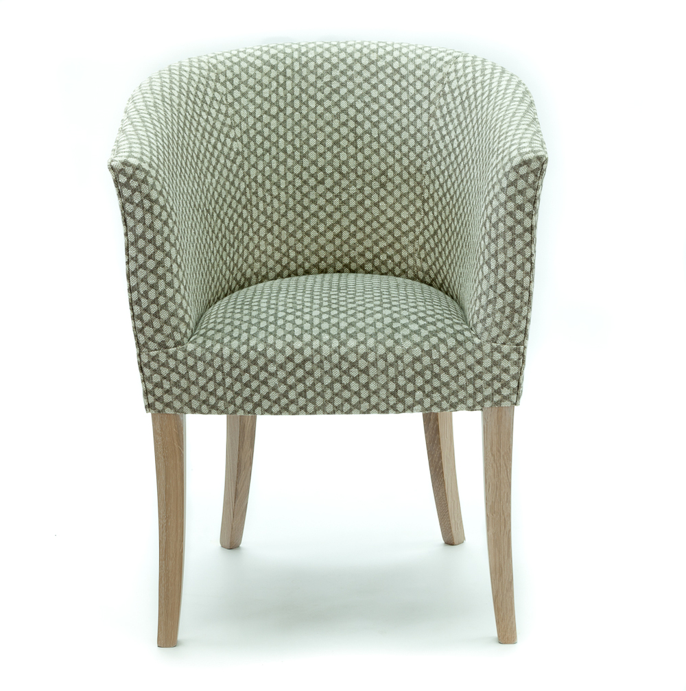 Tim Wood Tub Chair — CROWTHER & SONS