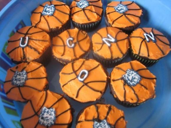 uconn cupcakes