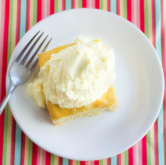 gluten-free tres leches cake