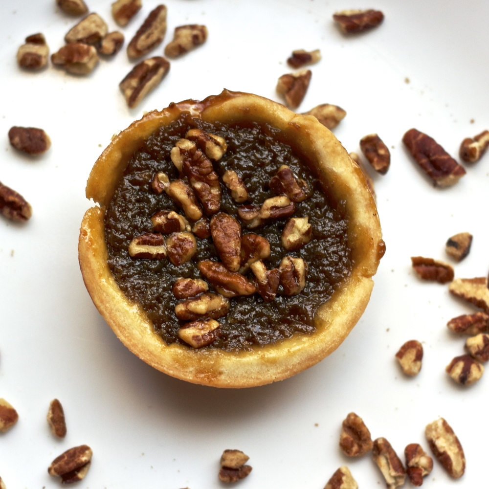Maple Bourbon Butter Tart
