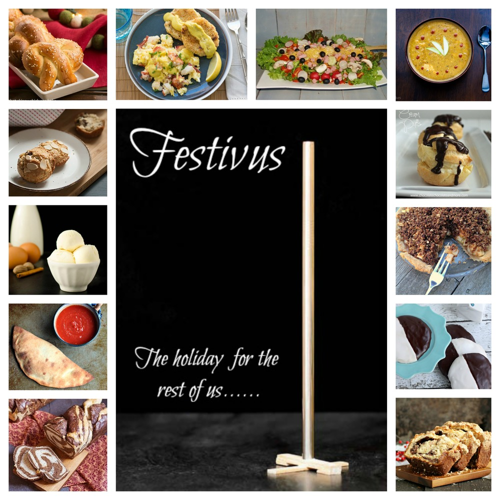 Check out all of our Seinfeld-inspired Festivus dishes!