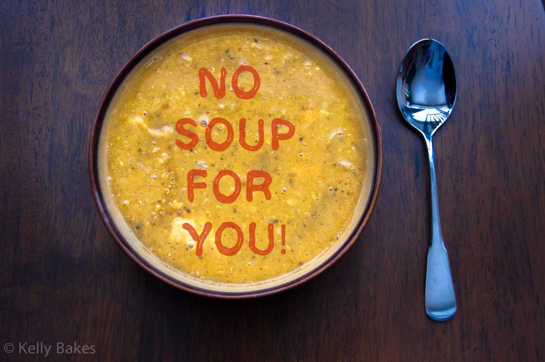 Festivus Mulligatawny Soup