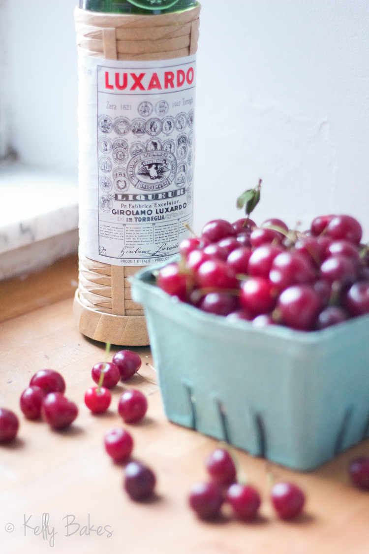 On Love & Luxardo Cherries —