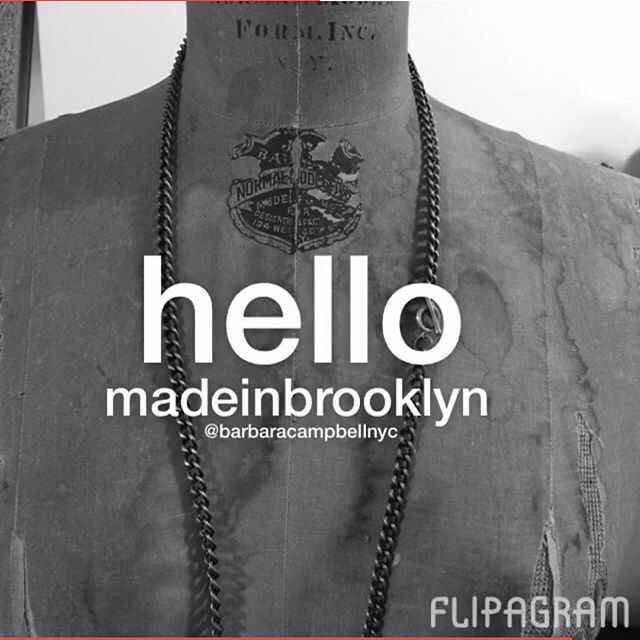 Est. 2007 Barbara Campbell Accessories LLC: manufactures hellomadeinbrooklyn manufactures hello made in brooklyn jewelry bracelet t-shirt beauty fashion accessories