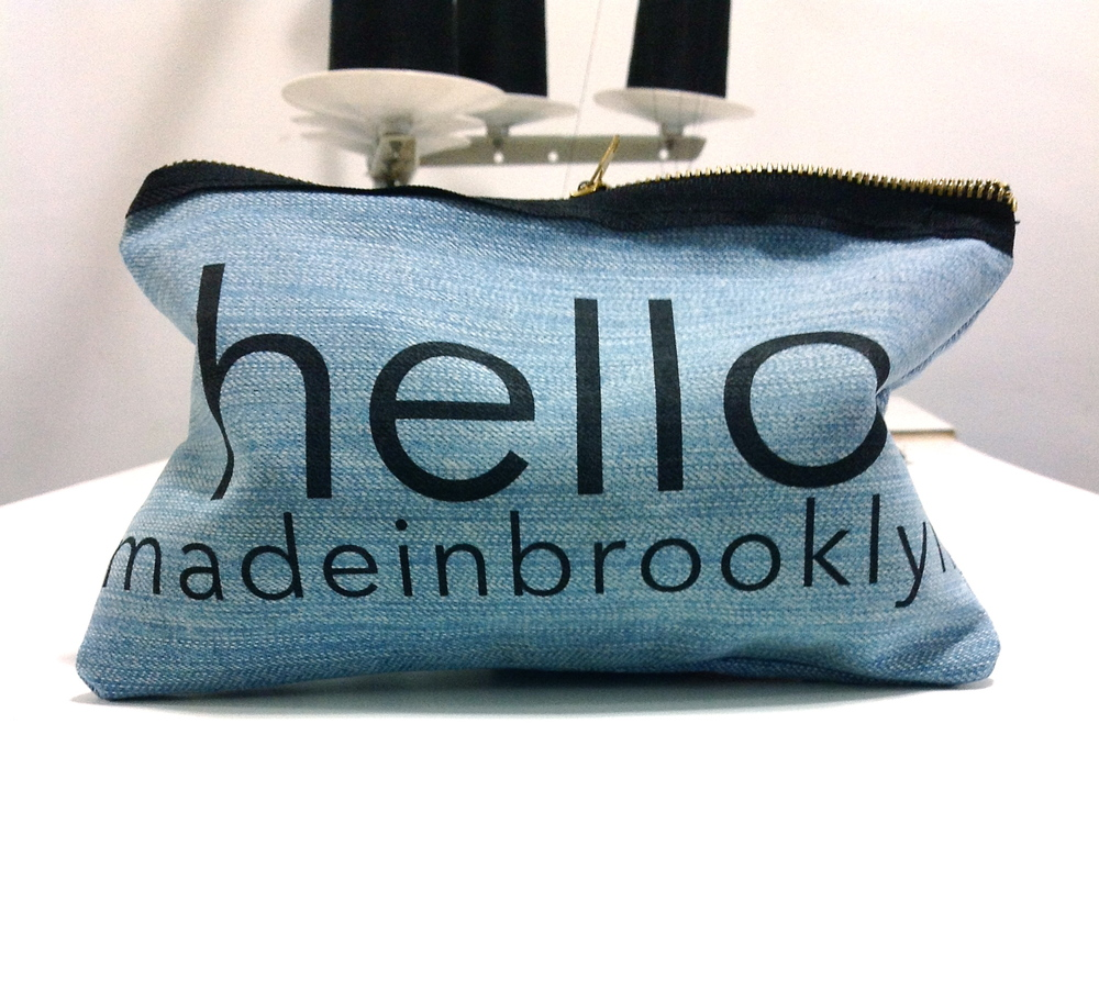 Barbara Campbell Accessories LLC ™ : Manufactures © hellomadeinbrooklyn ™ Products  hello made in brooklyn ™ handbags: fashion jewelry hair accessories: handmade denim clutch bag carryall products