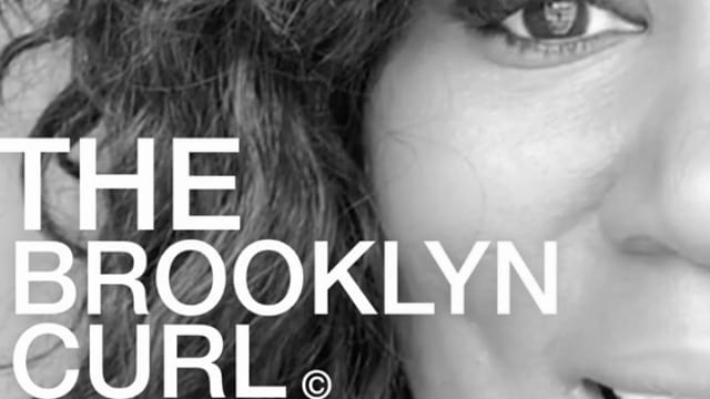 © 2016 THE BROOKLYN CURL by THEBROOKLYNCURL #THEBROOKLYNCURL© #THEBROOKLYNCURL Made In Brooklyn Small Batch Artisanal Manufacturing Hair Products By Barbara Campbell Accessories LLC Beauty Company - Hair Curl .jpg