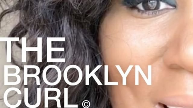 2019 THE BROOKLYN CURL STYLING HAIR PRODUCTS Formula Created By Barbara Campbell