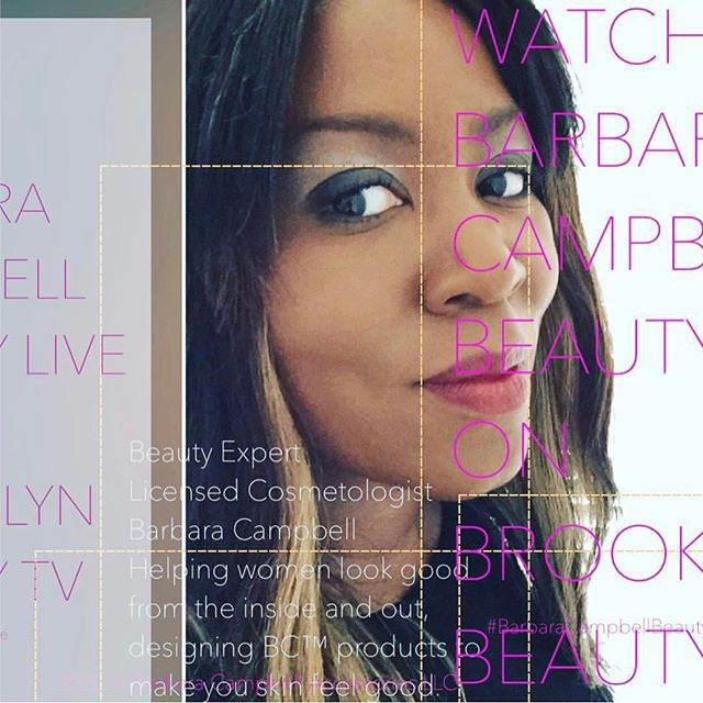 BARBARA CAMPBELL BEAUTY LIVE - BARBARA CAMPBELL BEAUTY LIVE(C)2017