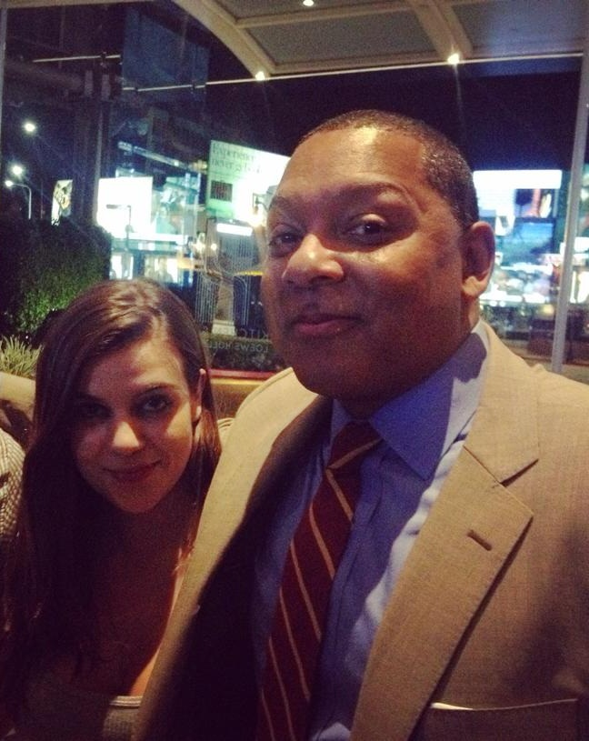 With Ali Jackson and Wynton Marsalis. 2015.