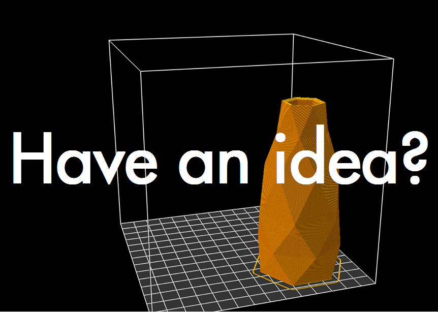 Our 3D Printing Services  turn ideas into reality.