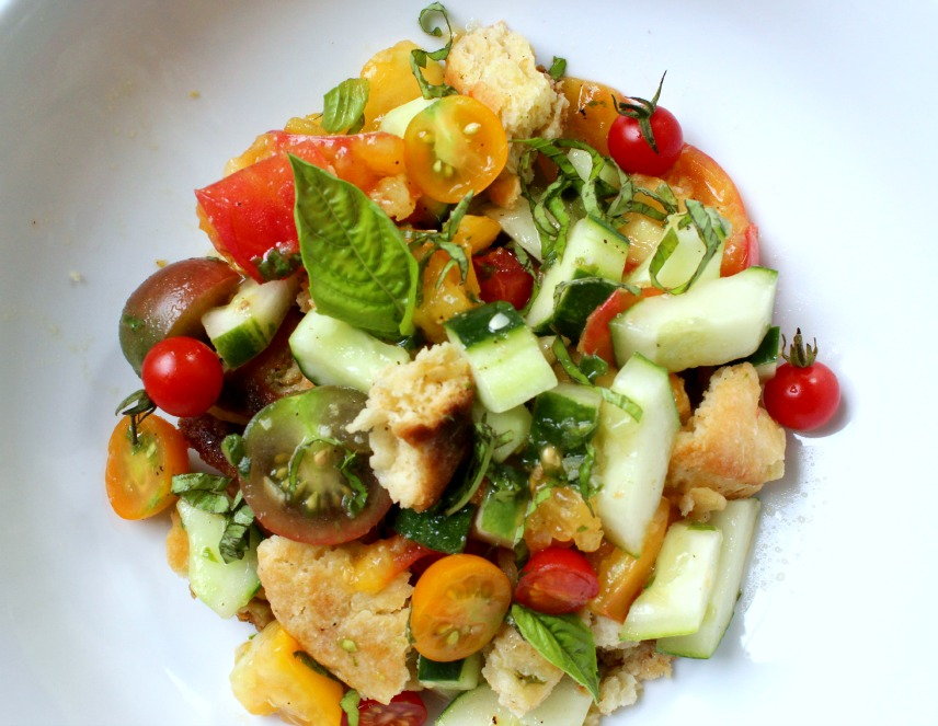 panzanella _close_ink_and_fork.jpg