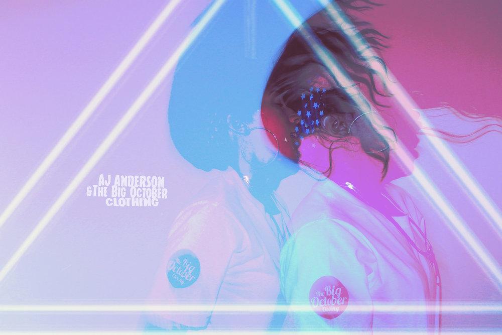 AJ Anderson X The Big October Clothing