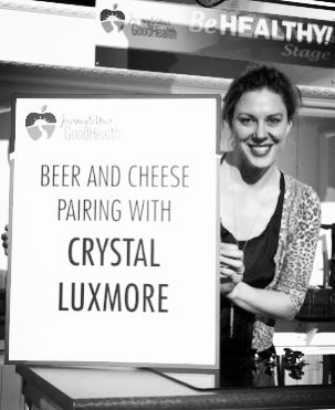 Beer and Cheese Pairing Workshop Expert