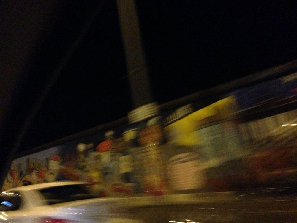 Berlin Wall....