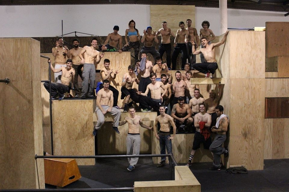 Apex Movement (Boulder, Colorado) - Parkour Gym