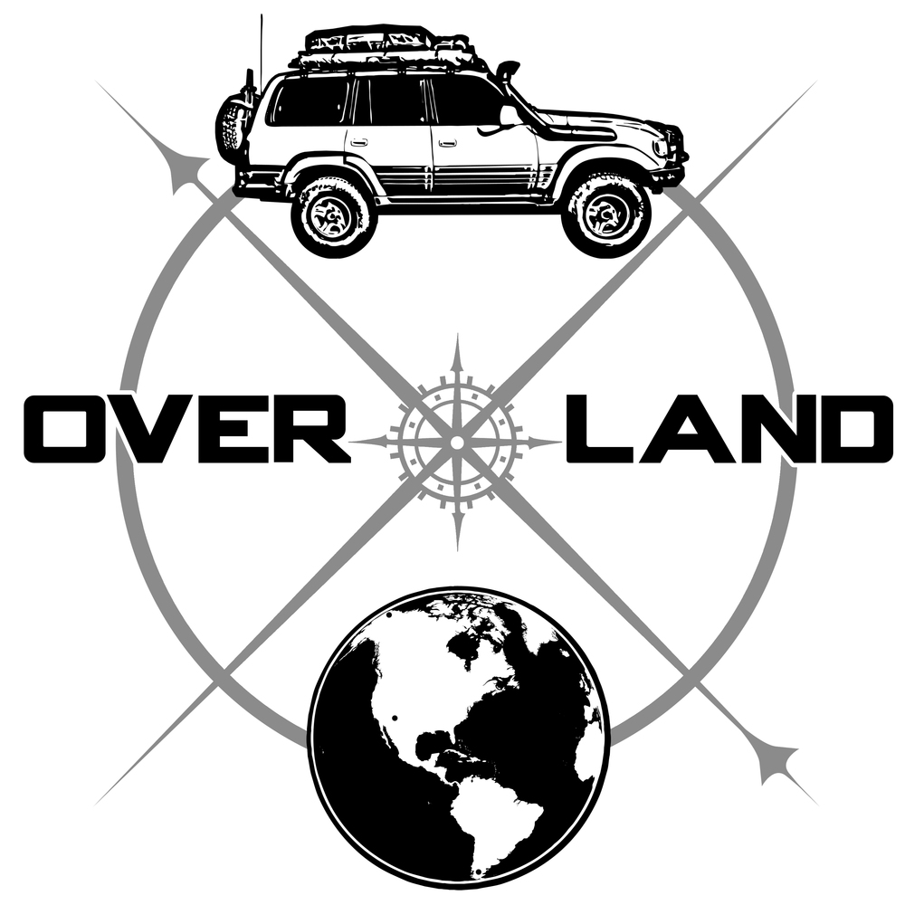Overland The WorldOverland The World: A Lifetime Roadtrip