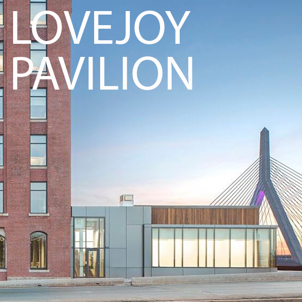 Converse Lovejoy Pavilion Boston by Jennifer Carpenter Architect