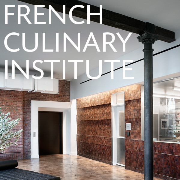 International Culinary Center / French Culinary Institute by Jennifer Carpenter Architect