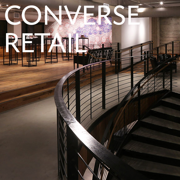 Converse San Francisco by Jennifer Carpenter Architect