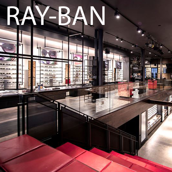 Ray-Ban Soho by Jennifer Carpenter Architect