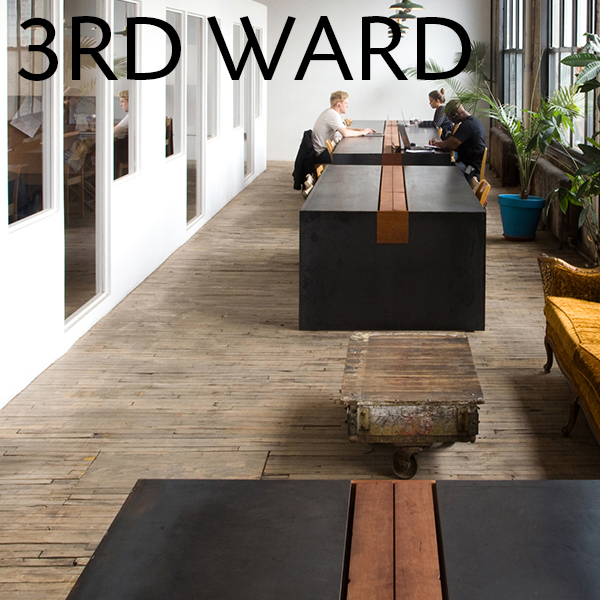 3rd Ward Brooklyn by Jennifer Carpenter Architect
