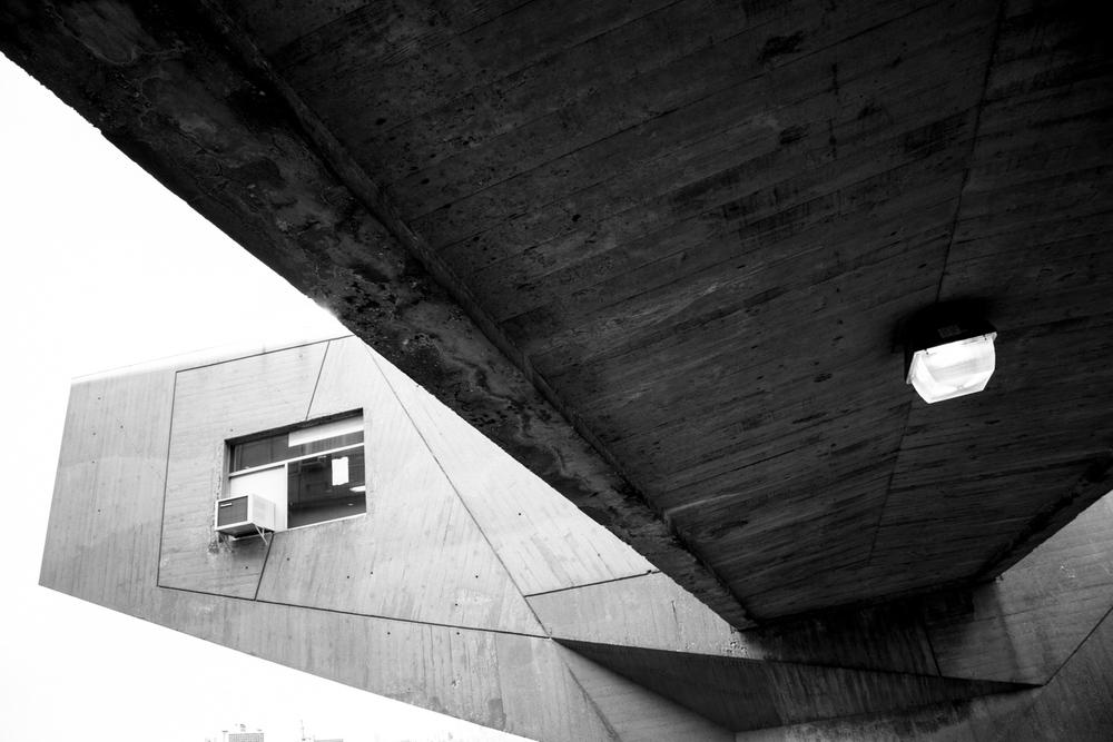 Begrisch Hall, BCC, Marcel Breuer
