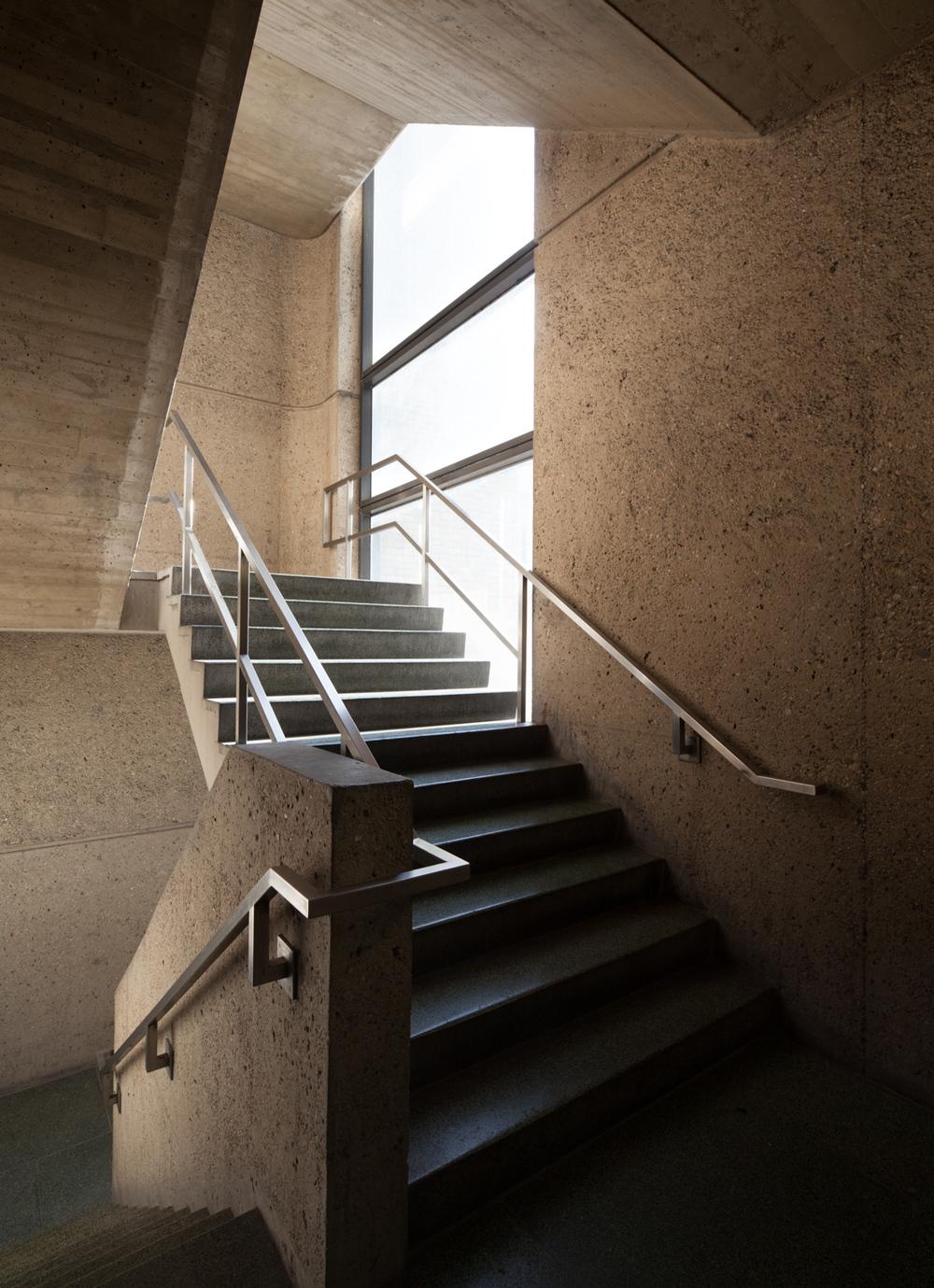 Meister Hall, BCC, Marcel Breuer