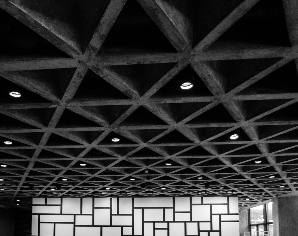 Yale Art Gallery, Louis Kahn
