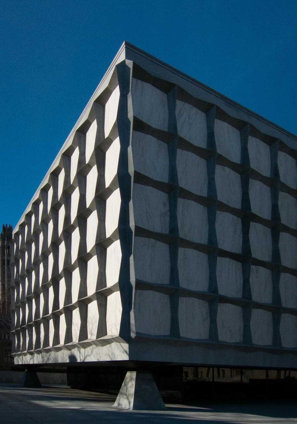 Beinecke Library, Gordon Bunshaft