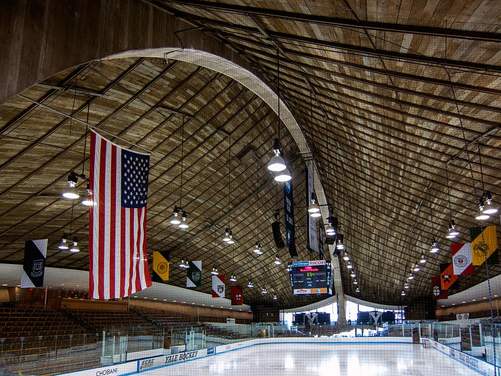 Ingalls Hockey Ring, Eero Saarinen