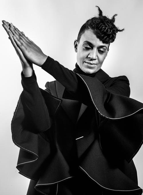 Kapwani Kiwanga,Interview Magazine, 2015