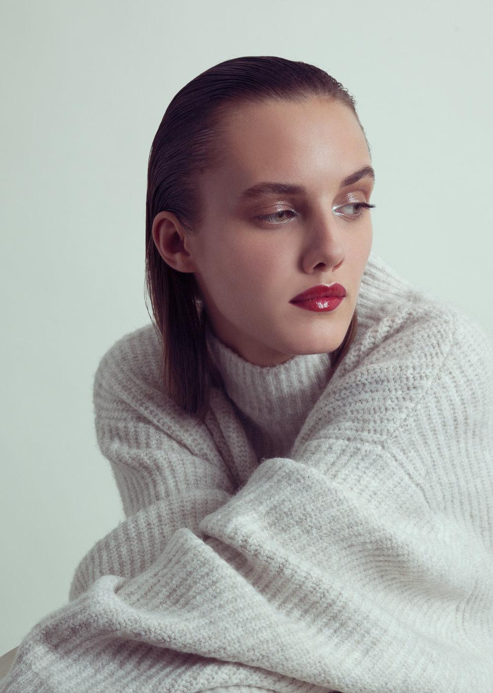 Alice at NY Models