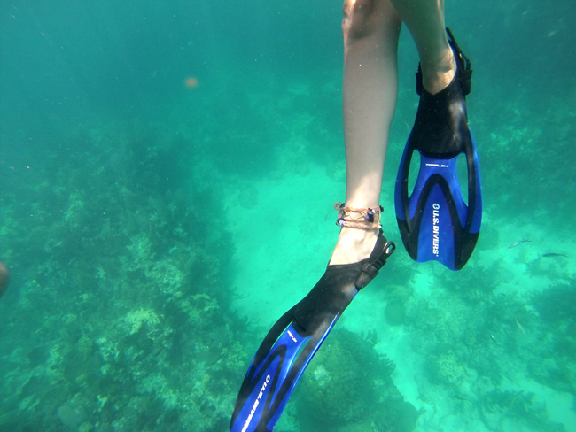 BuDhaGirl, snorkeling, Travel