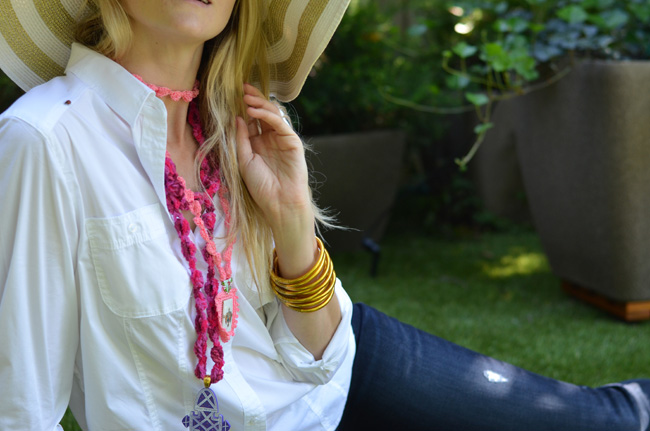 Budhagirl, crochet