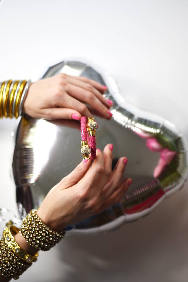 This gift will remind you of all the love you already have. Hugs and kisses. XOXO. We love all our BuDhaGirls!
