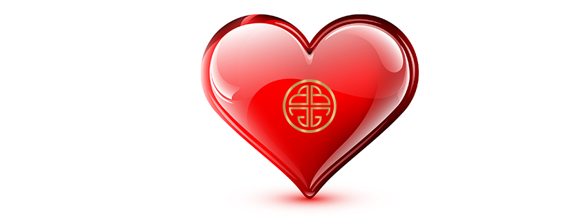 BuDhaGirl Valentine's Heart