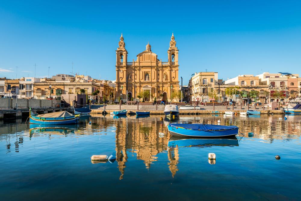 Malta, island in the mediterranean