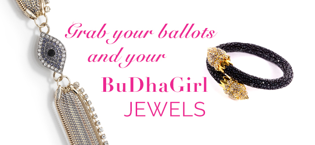 BuDhaGirl Oscars Intro Jewelry