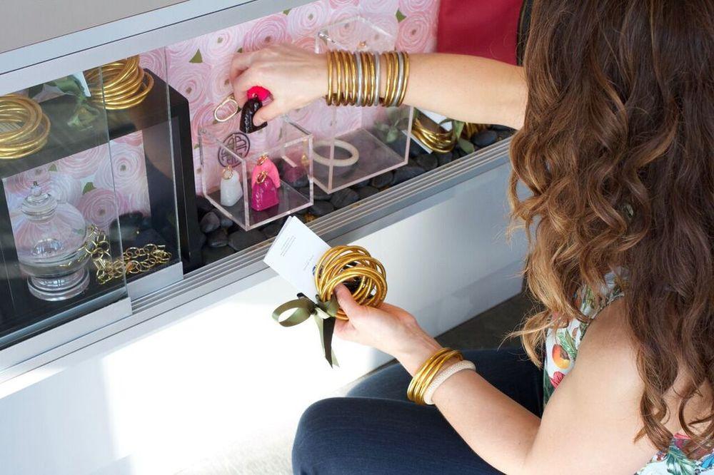 BuDhaGirl can be purchased at PIN Salon