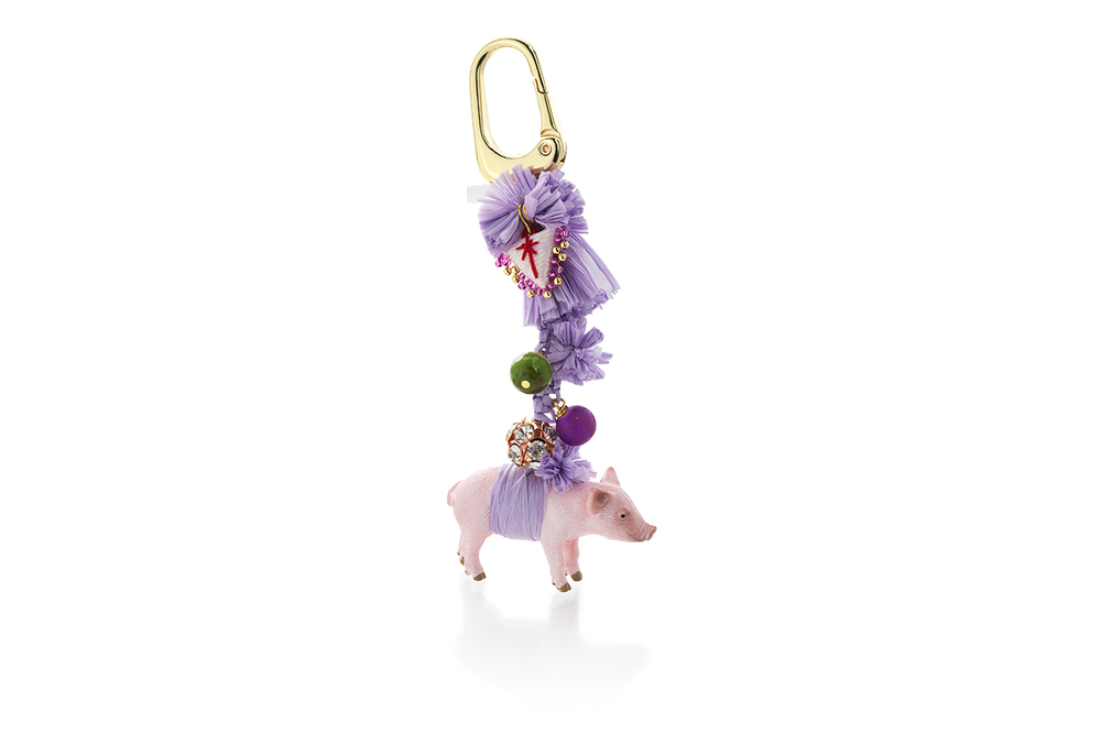 Petal Pig BudhaFob