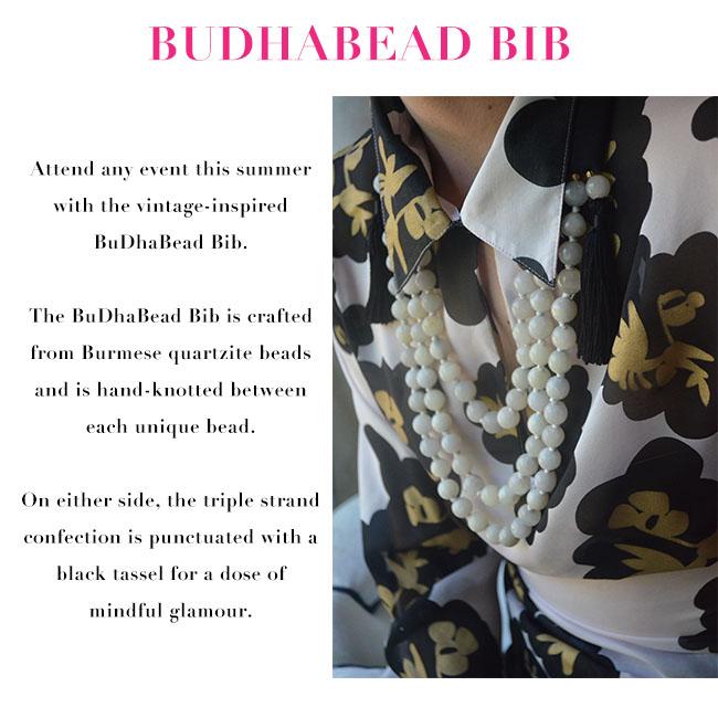 Shop BuDhaBead Bib