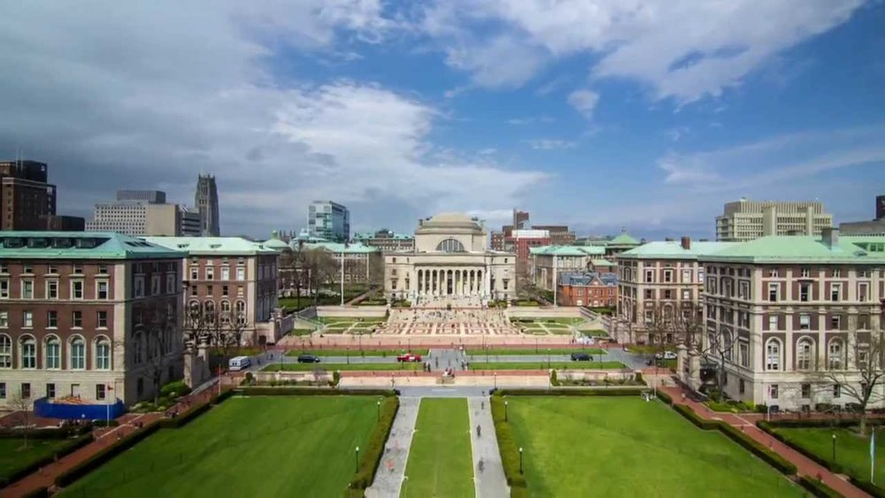 Columbia University, New York City, NY